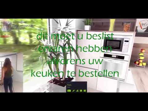 Virtual Reality Keuken : Mobalpa knesselare keukens virtual reality youtube