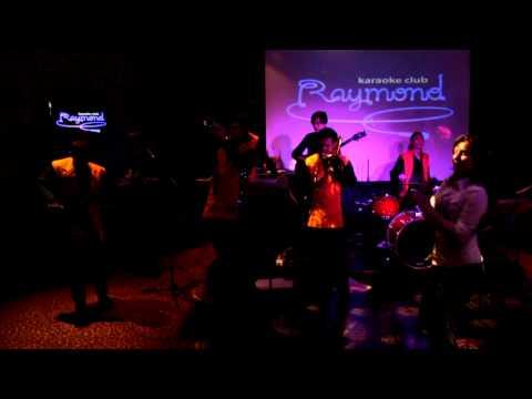 Coco Jambo karaoke-live