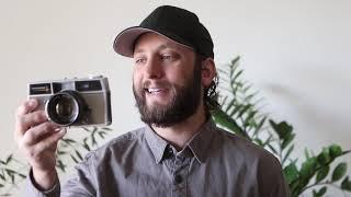 Anscomark M Film Camera RARE