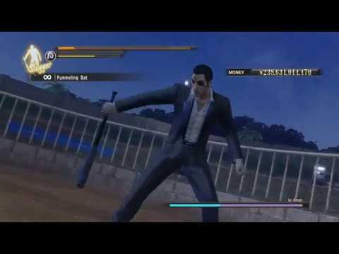 Yakuza 0 - WTF EDITION - Jo Amon Secret technique