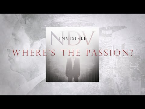 Nick D'Virgilio - Where's The Passion? (Official Lyric Video)