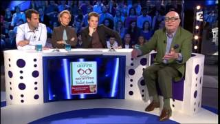 Jean-Pierre Coffe - On n'est pas couché 2 février 2013 #ONPC