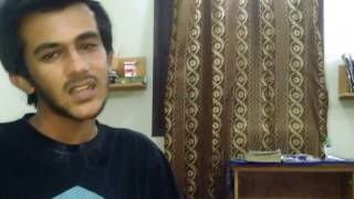 Maan Jana tho tun dhari aan by Malik Farooque ( Sindhi Poetry )