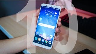 Huawei Mate 10 Lite Review (Greek)
