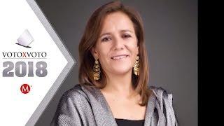 Margarita Zavala llega a León el próximo 26 de abril