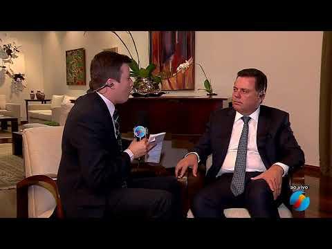 JMD (03/10/17) Segunda parte da entrevista do Governador Marconi Perillo