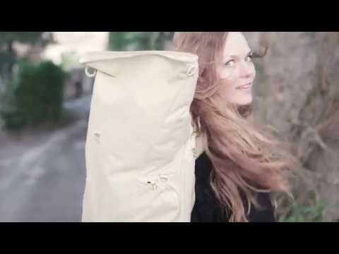 4f7b5a716435 The WAYKS ONE  A sustainable   transformable Travel Backpack - YouTube