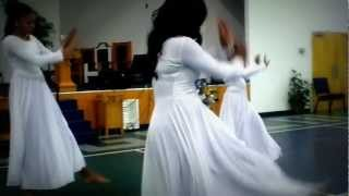 Lord make me over praise dance AFH