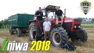 Żniwa 2018! Vlog + Film ✔ HIT WAKACYJNY☆ TFS Strażak