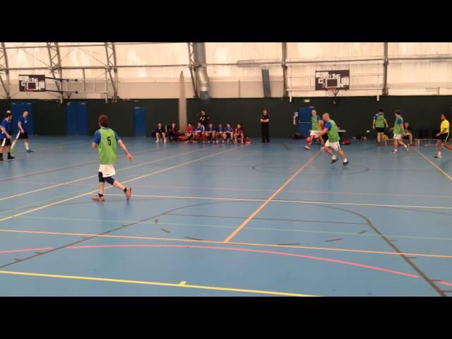BHC TV - Brighton Seahawks vs. London GD II 13/14