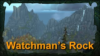 How do I get to Watchman's Rock?