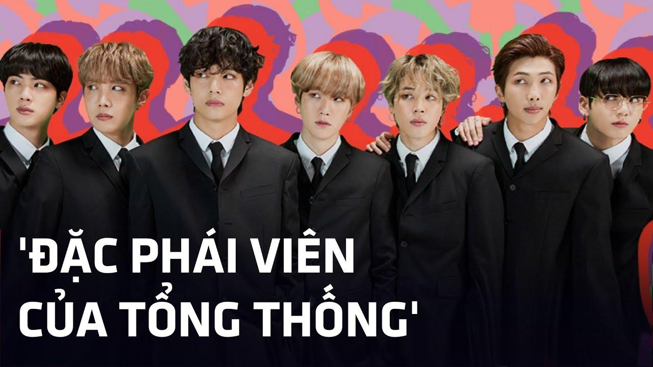 NÓNG: BTS được bổ nhiệm làm ĐẶC PHÁI VIÊN CỦA TỔNG THỐNG Hàn Quốc Moon Jae In