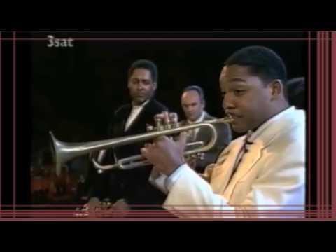 Trumpet duel ´90: Wynton Marsalis, Arturo Sandoval, James Morrison & Jon Faddis.