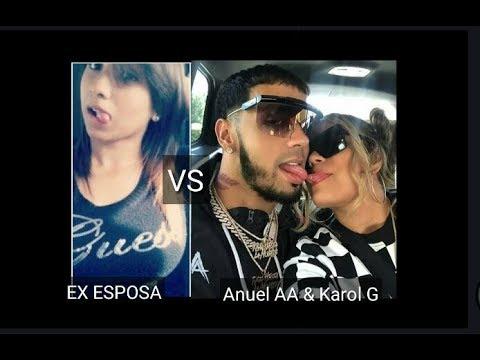 Ex Esposa De Anuel AA – Secreto (Fuerte Respuesta) A Karol G 😳😰