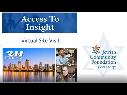 access to insight virtual site visit to 2 1 1 san diego youtube access to insight virtual site visit