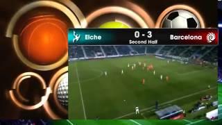 Elche vs barcelona 4 live full match ...