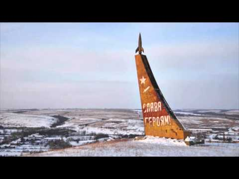Ukraine, Luhansk region, January 2016