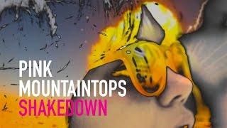 "Pink Mountaintops ""SHAKEDOWN"""