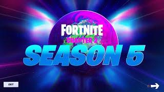 Welcome to Fortnite Season 5