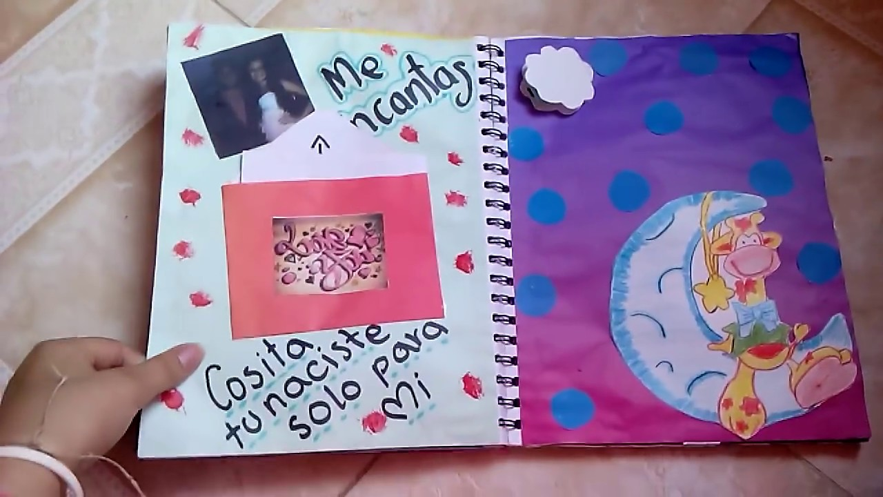 Regalo De Mes Para Mi Novio Cuaderno