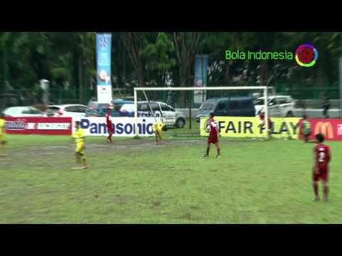 Highlight Liga KG U-14 Panasonic 2015/2016 Pekan ke-28 Bagian ke-3