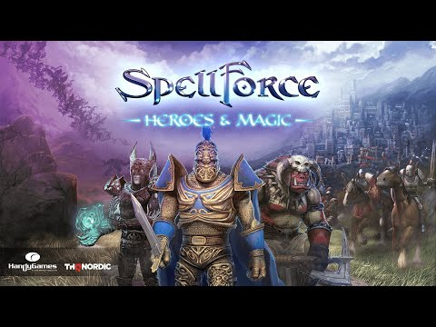SpellForce: Heroes & Magic // Official Teaser Trailer