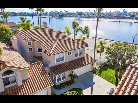 Waterfront Home in Long Beach, CA