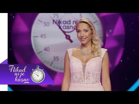 Ana Sinicki - Kales bre Andjo i Дорогой длинною - (live) - Nikad nije kasno - EM 08 - 11.11.2018