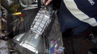 Ремонт 4 ступенчатой кпп ваз 2101-2106.Сборка 4 ступенчатой коробки ваз 2101-2106.