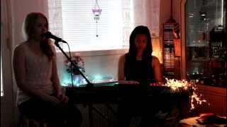 Anna Puu - Kaunis Päivä COVER by Pinja & Kim Chi (live)