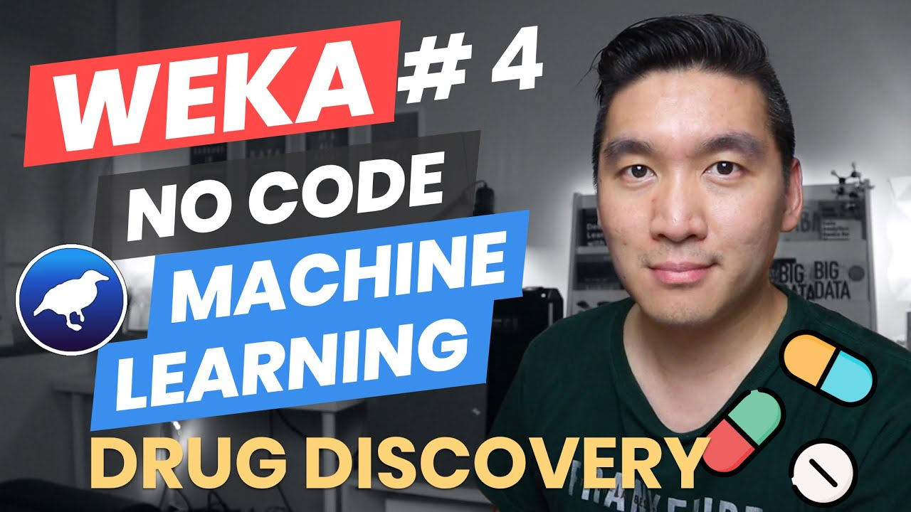Build a Machine Learning Model for Computational Drug Discovery from Scratch