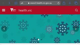 Covid-19: reading 4 July 2020 media releases from Victorian Health website