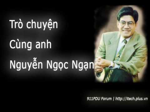 Trò chuyện cùng anh Nguyễn Ngọc Ngạn