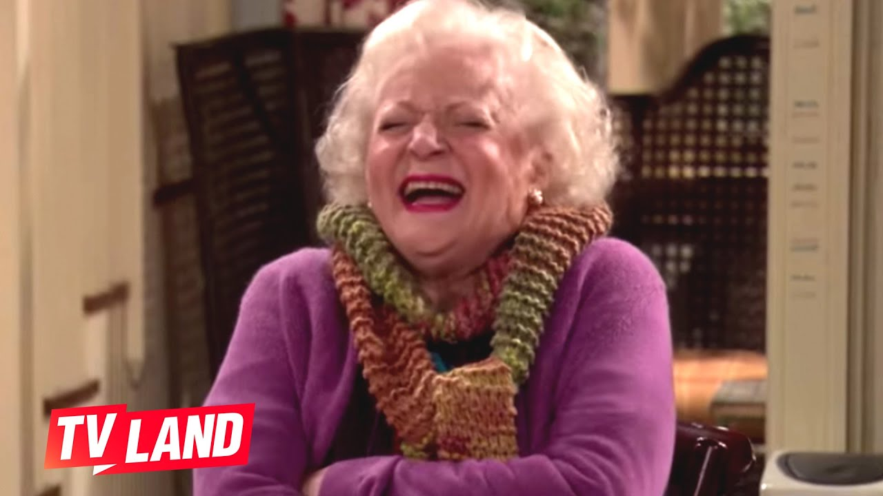 Download Best Betty White Bloopers of ALL Time   Hot In Cleveland
