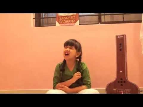 Raag Yaman, Laxaan Geet @ Sangeet Sadhana Music School, Bangalore