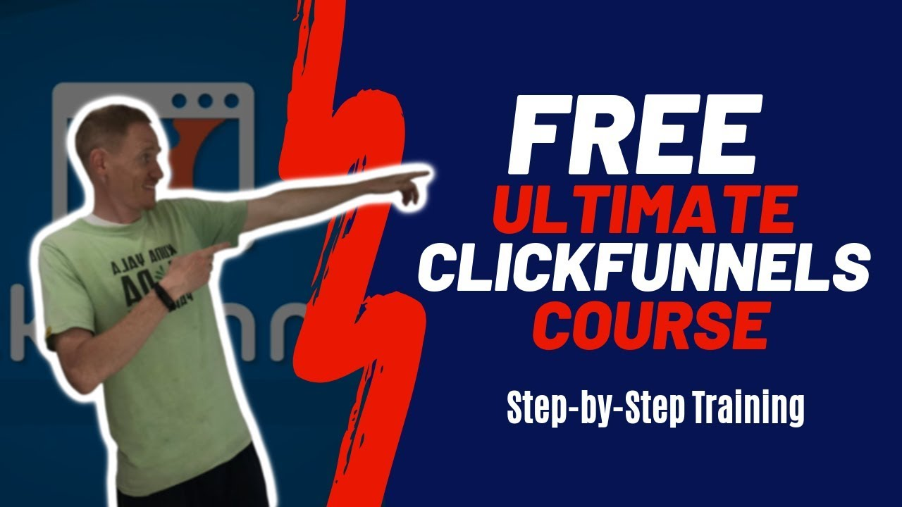 FREE ULTIMATE ClickFunnels Tutorial Course | How to Set Up ClickFunnels Step-by-Step