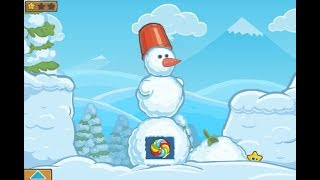 Find The Candy 2 Winter All Levels Walkthrough