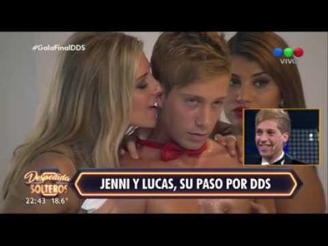 Reviví la historia completa entre Lucas y Jenni - Despedida de Solteros de YouTube · Duración:  3 minutos 17 segundos