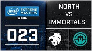 #23 - IEM Katowice 2017 - North vs Immortals