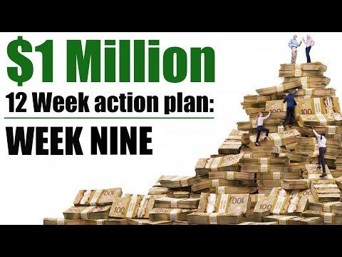 Million Dollar Portfolio - Week 9 - Investing For Beginners