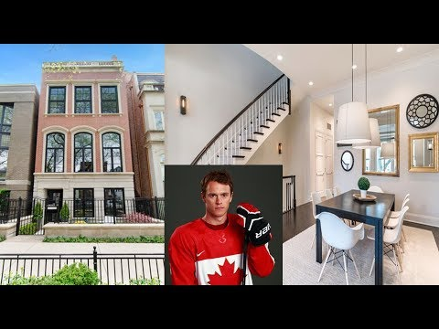 Jonathan Toews New  Luxurious House in Lincoln Park, Chicago 2018