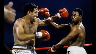 Larry Holmes vs Gerry Cooney - Highlights (The Pride & The Glory)