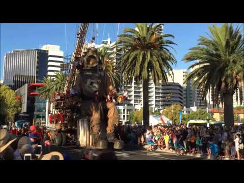 Giants in Perth