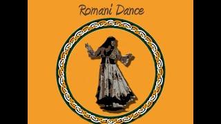 Romani dances in Egypt - Proyekto Kheles Amensa - Ingrid Ramanush
