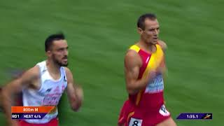 2018 European Athletics Championships Day Four Morning Highlights
