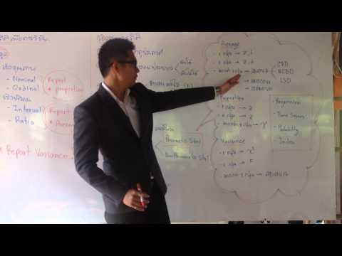 Mr.Bourne // สถิติเพื่อการวิจัย
