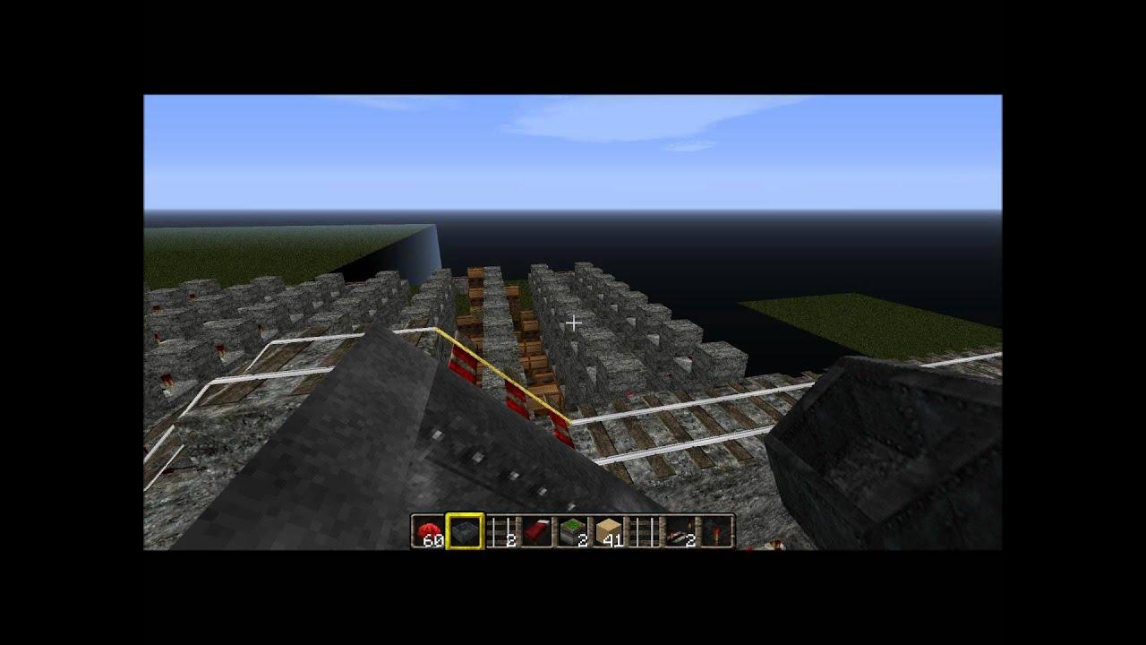 Phantom of the Opera Theme in Minecraft - YouTube