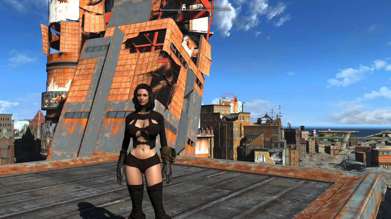 Fallout 4 Mods PC - CBBE Mods