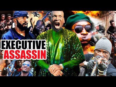 Download Executive Assassin Full Movie  -Sylvester Madu Latest Nigerian Nollywood Movie. Action Movies