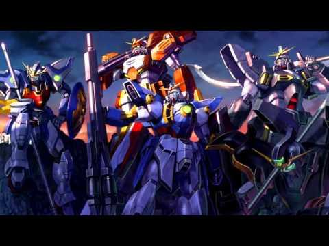 Gundam Wing Just Communication OST